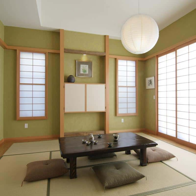 Traditional Japanese Dining Room japanese hospitality. living room designs in japanese style from