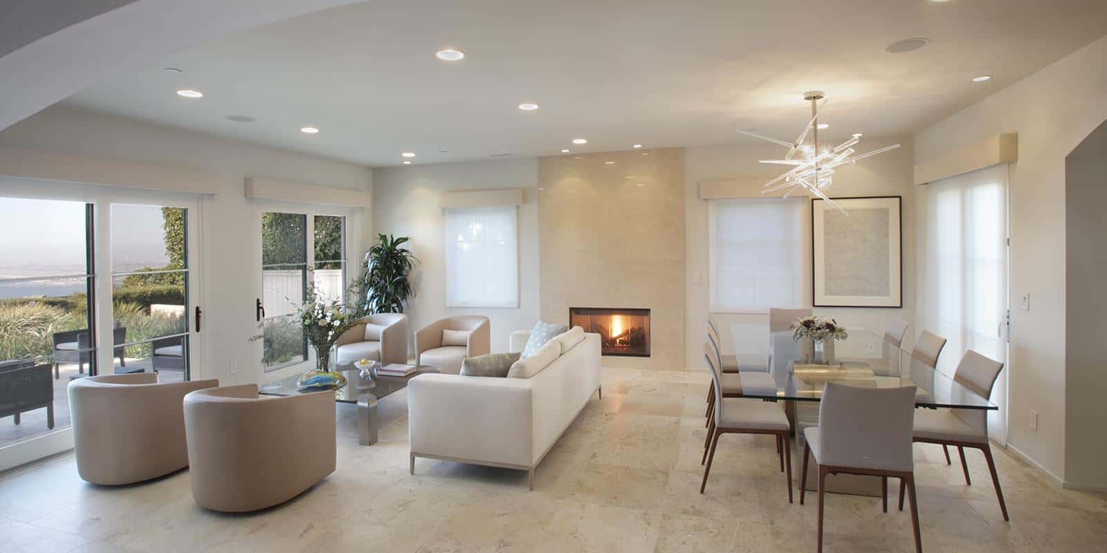 Interior Design Palos Verdes and The South Bay Living Room